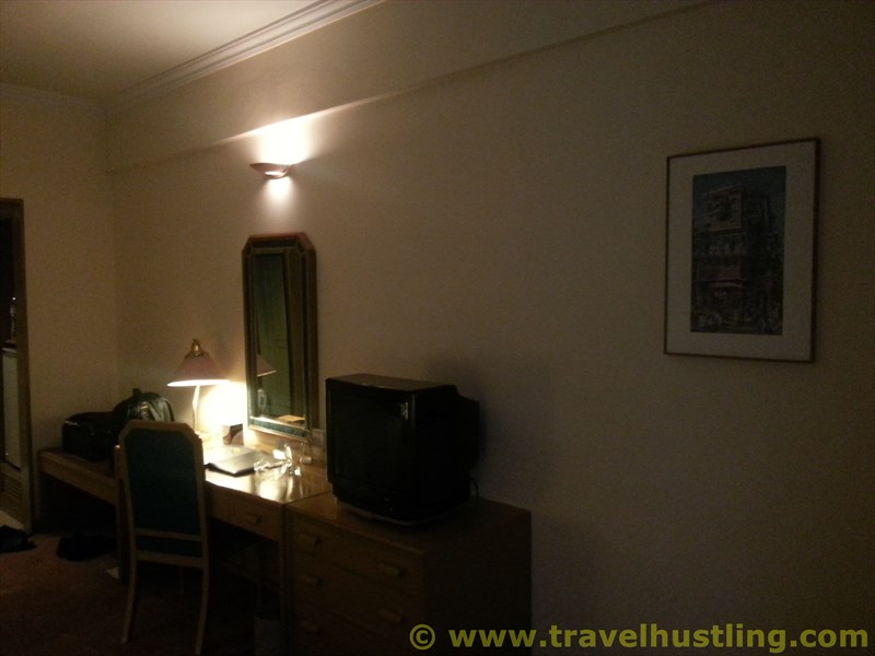 Sunfort Hotel Room
