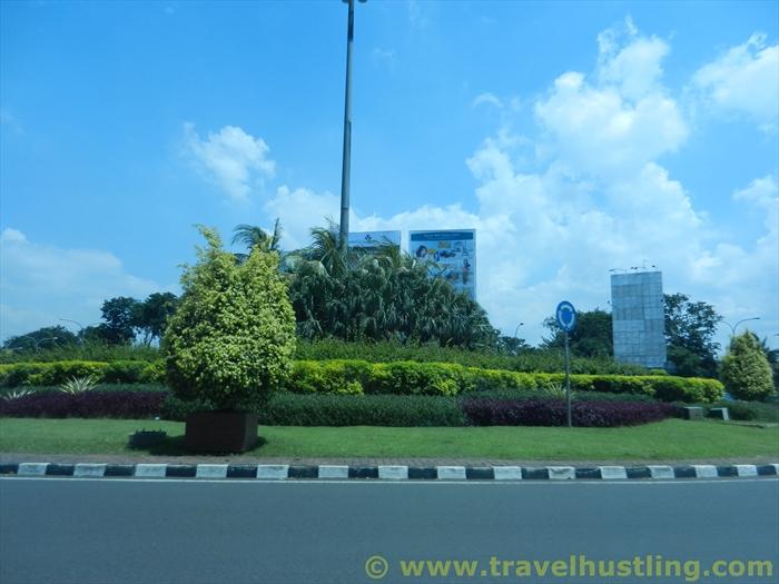 Streets of Jakarta Indonesia