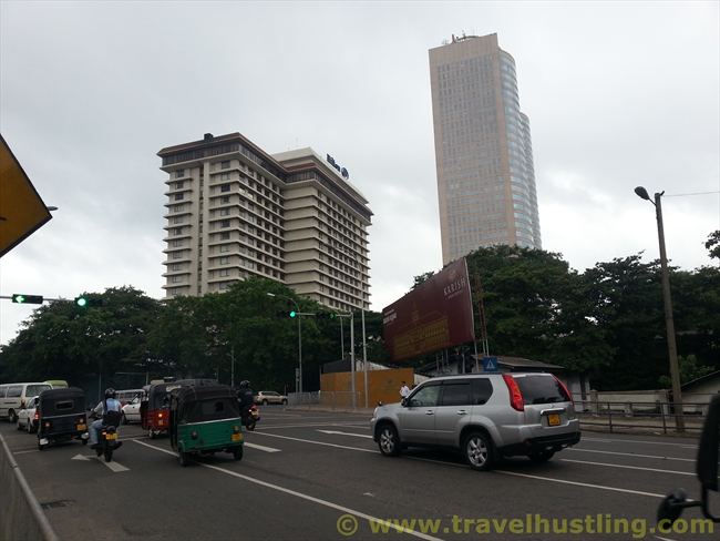 colombo downtown