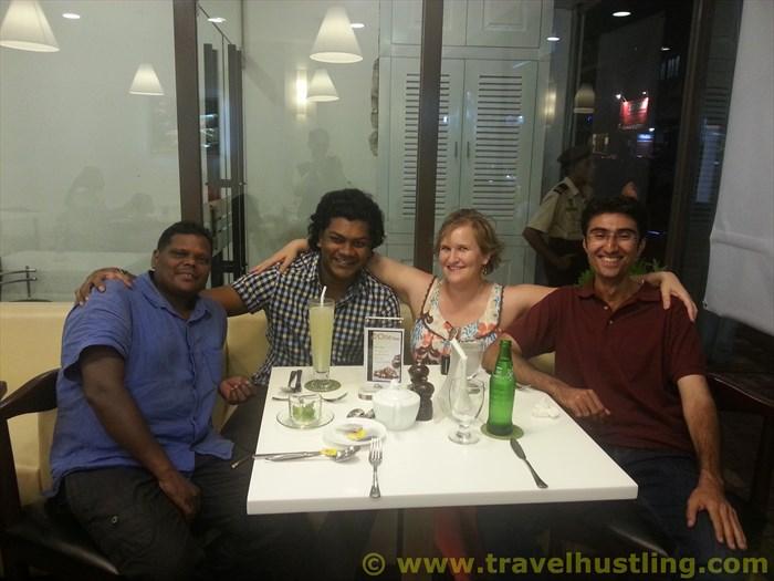 Jo Saunders Sri Lanka
