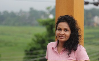 Geethani ultimate host in sri lanka
