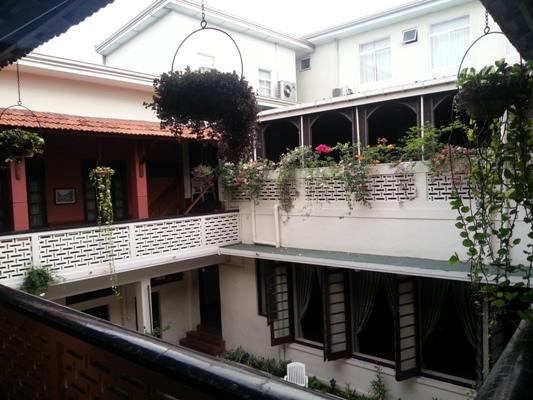 Shalimar Hotel - Colombo