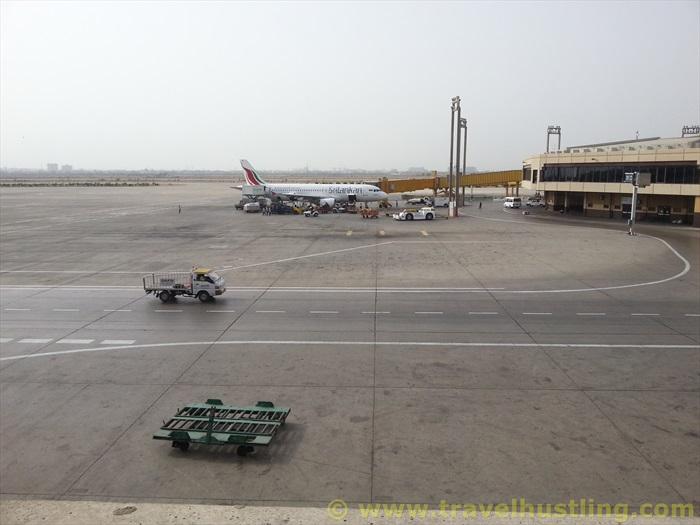 Jinnah terminal karachi